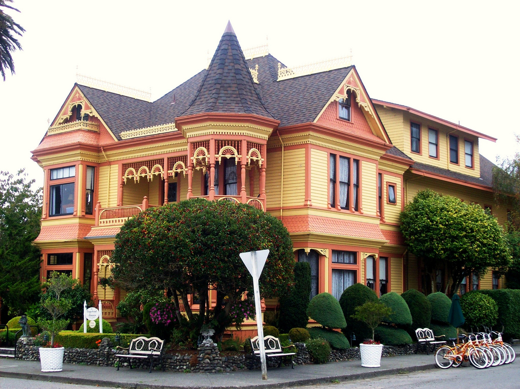 Prime Victorian Houses Painted Ladies Largest Home Design Picture Inspirations Pitcheantrous